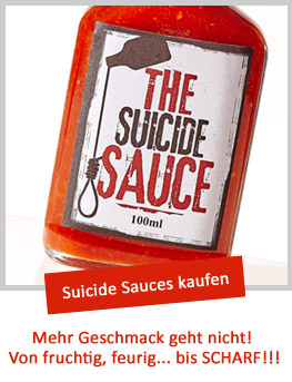 Pfefferhaus Suicide Sauces